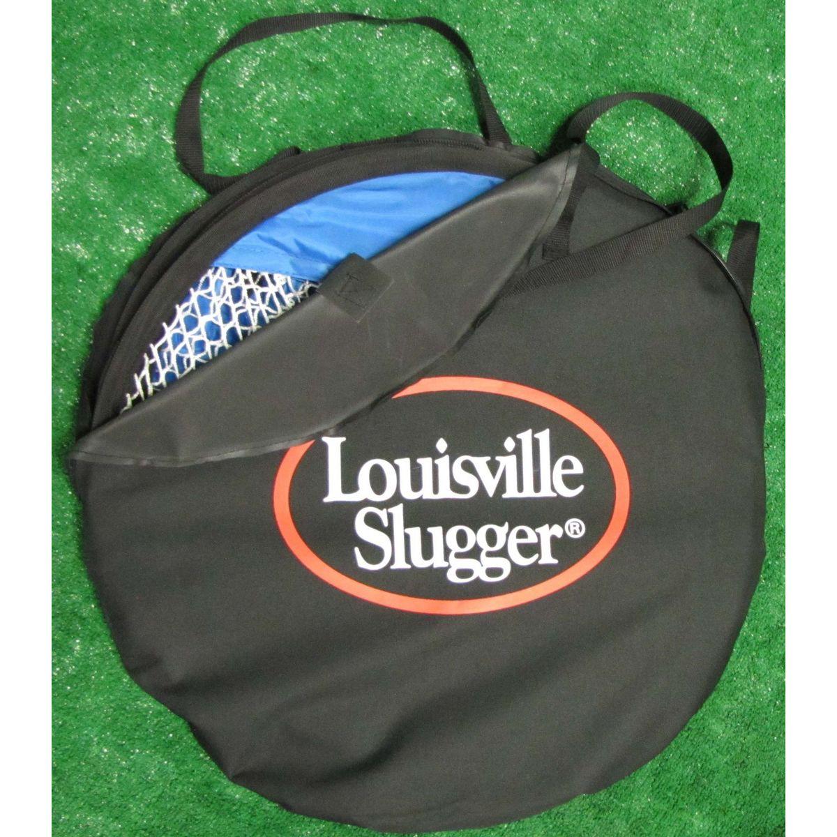 Louisville Slugger All Purpoas 5 Pop UP Net Bag