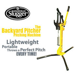 Louisville Slugger Backyard Pitcher