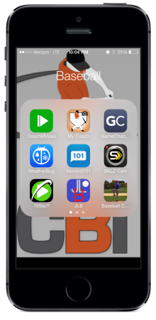 Best Baseball Coaching  Apps Screenshot