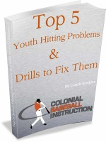 Top 5 Hitting Problems and Drills