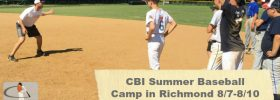summer baseball camps richmond