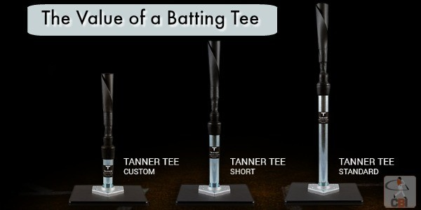 Why use a Batting Tee, The Value of Hitting Off a Simple Training Aid