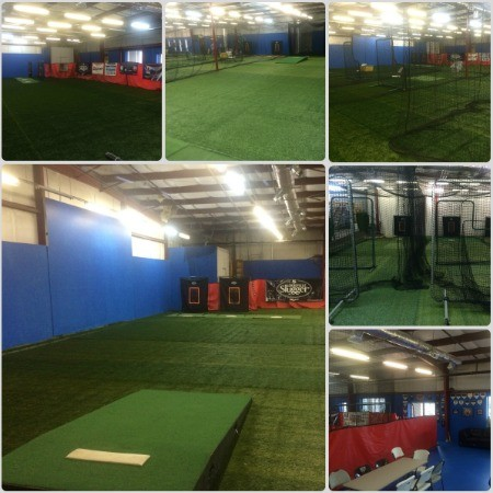 Virgini Venom Baseball Facility