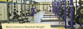 Most Common Weight Room