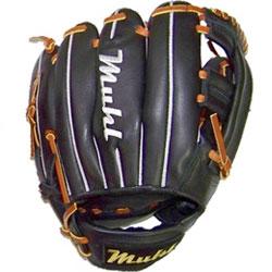 """Muhl Tech Infielders Glove - 11.25"""" Leather"""