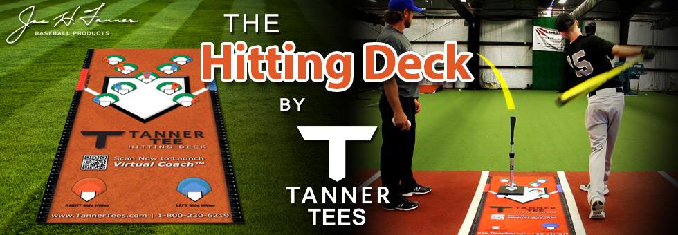 Tanner Hitting Deck