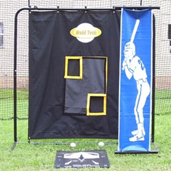 Muhl Tech 3D Pro Pitching Target