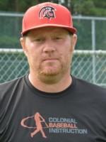 Coach Ian Heisel