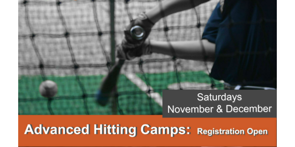 Fall and Winter Baseball Camps