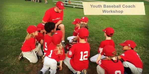 Youth Baseball Coach Workshop