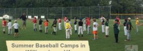 Summer Baseball Camps in Williamsburg
