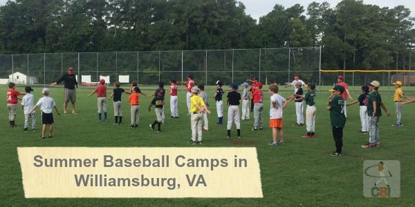 Summer Baseball Camps on the Peninsula