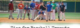 Coaching Baseball: Tips For Baseball Tryouts